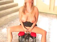 Rachel Aziani's Rocker Orgasm
