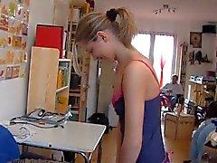 Alemão Polaco Teen Girl - DP - part1