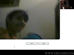 Chatroulette #13 hard couple fuck blue