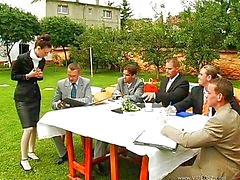 Claudia Rossi - Meeting in de Play Ground