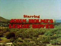 John Holmes ile klasik porno onun büyük horoz sucked alıyorum