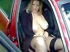 Hot German Big Tits prostituta de rua .