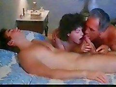 Amateurs Sensual Bi-Sex Menage à Trois La rencontre