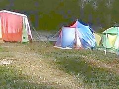 Мальчики лагере