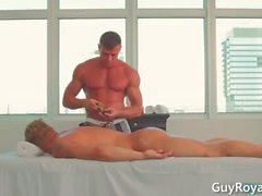 Massage Me Some More Tyler Saint part1