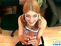 Meine versteckter Kamera fängt Babysitter Ellies durchwühlen