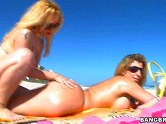 Sara Jay Krystal Star Another Day at the Beach