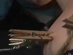 Sasha Grey Tied, Spanked and fucked hard by BBC Master - Interaracial bdsm