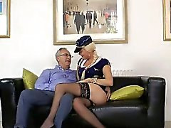 Di euro sexy del Assistente di volo