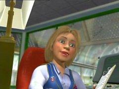 Underground Ernie - Episodio 3: El señor Rails nunca falla