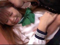 Noriko Kago porno colegiala japonesa en video casero