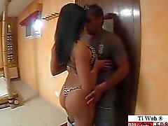 Azgın Brezilyalı Kızlar