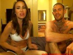 Hot Amateur Couple Cam show