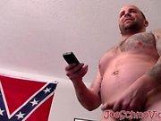 Татуированный зрелый Дункан Диксх получает член, которого взорвал BBC-чувак
