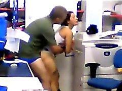 Jefe de intenta que sexo con del el secretario