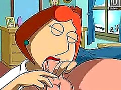 Family Guy Hentai styggt Lois önskar anala