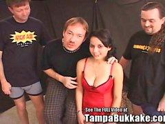 Große Tit Latina Teen Gorup Ficken Bukkake
