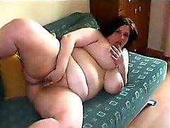 Riesen fettleibig ex gf mit dicken boobies Brandon von 1fuckdatecom