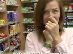 maxcuckold tschechischen Markt Sales Girl Erhaltener Bonusgeld