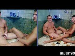 Горячая гей лизание жопы с Сперма