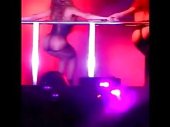 Beyonce culazo en näytä (tanga)