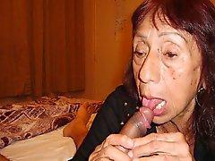 Cachondos Méjico de abuelas y la su asombrosa desnudo cuerpo
