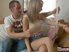 Hot girl bondage slave