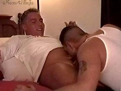 Straight Guy Blowjob During Hidden Cam Audition