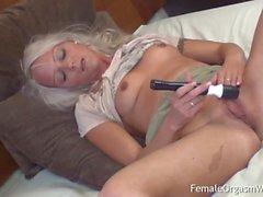 Weiblicher Orgasmus Im Cumming