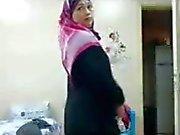 Juliet Delrosario mierda nuestro vestido de Arab culo