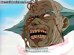 Fantastiska ångande nihonjin gratis hentai part1