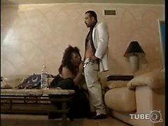 Milf Ts spreads her legs after sucking