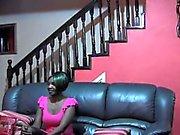 Lucky Vitt Prick resultat De hetaste unga ungen i Africa