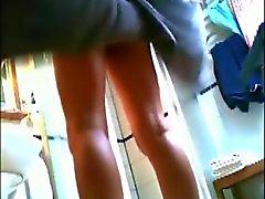 BESTEN teen versteckt Dusch-WC -Cam Voyeur Spionage Nackt 3