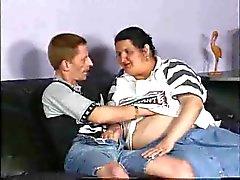 gordura avó alemão