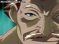 Grymt brunett anime hottie blir part5