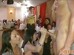 Teven in stripclub