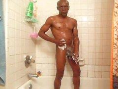 hora do banho