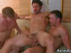 Cayden, Danny and Sean gay threesome part6