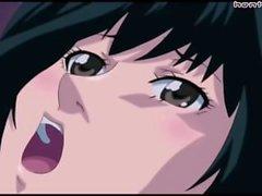 Chica encantadora de Hentai 9