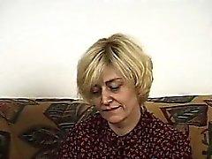 Vagabunda do Maduras da Alemanha no meias