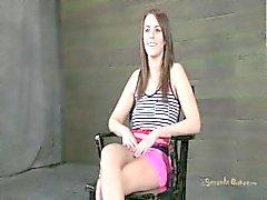 Alisha Adamsin saa orgasmi ylikuormitusta pt 2