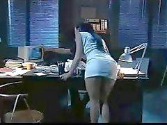 Jätkä vitun herkullisia sihteeri