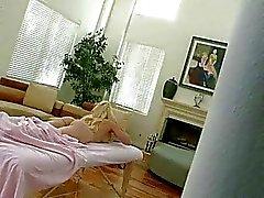 Húmido massagem com óleo quente
