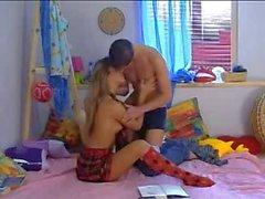 Teenie Couple