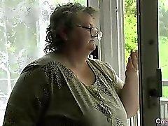 OMAHOTEL consoladores duros y abuelas de BBW