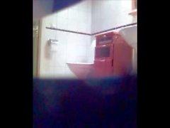 Amateur Teen Toiletten Dusch Pussy Hintern versteckten Spionnocken Voyeur