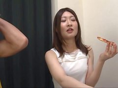 Pizza Delivery Fucking House Wife at her Home - part 1
