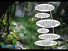Comic 3D: Legacy. Episodio 37