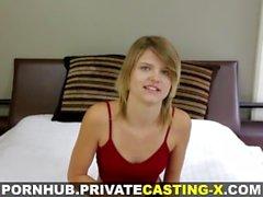 Casting privado X - Follada garantizada